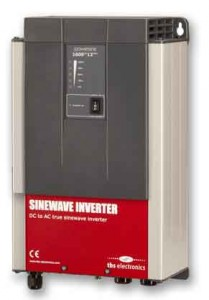 The new TBS 1600 inverter. Better temperature and voltage handling, low idle power make this a great off grid choice.