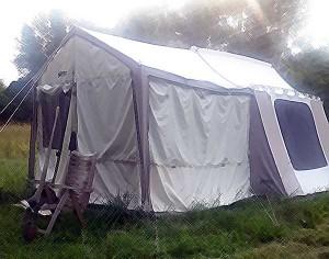 Kodiak-tent