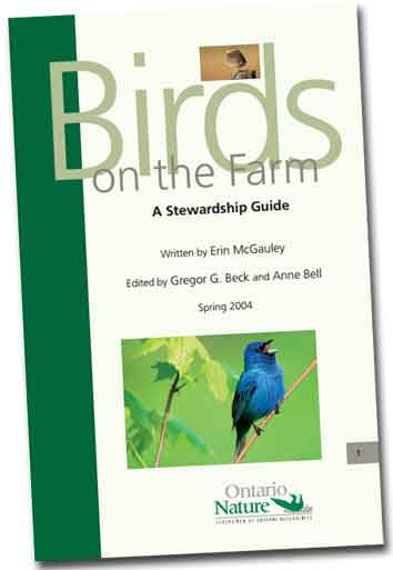 This is a wonderful overview of birds on the farm. Tips and techniques for creating habitat as well as an overview of some of the species you will find. An wonderful read, lovingly written.