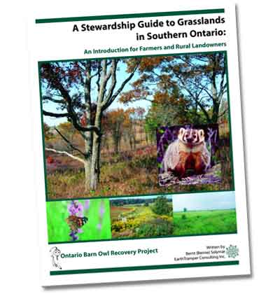 This is an excellent book that gives a brilliant introduction to grasslands management. And while it says it's for southern Ontario the ideas and practices could be adapted for a wide variety of locations.